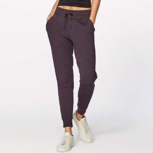 Lululemon Warm Down Joggers